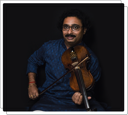 Maestro Indradeep Ghosh is one of the premier violinists